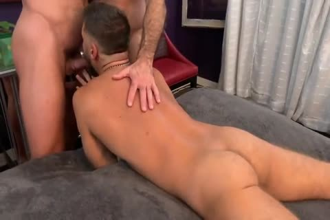 beautiful three-some - Morgxn Thicke, Adam Russo & Jack Andy