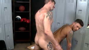 ExtraBigDicks: Seth Knight jerking huge cock