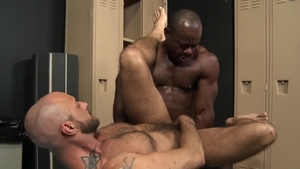 Extra Big Dicks - Gay Jessie Colter impressed by Aaron Trainer