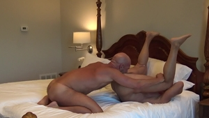 ExtraBigDicks.com - Ace Banner plowed by nice big dick daddy