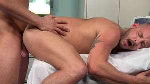MenOver30 - Gay Darin Silvers desires getting facial
