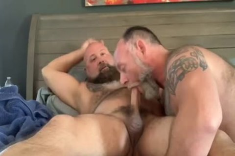 kinky Daddy Bottoms For His Daddybear