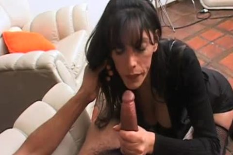 lusty tgirl gets a milky load on this chabr manalive titties